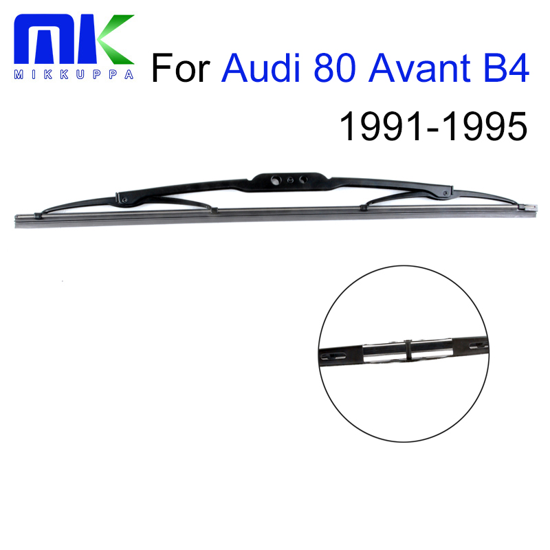 Mikkuppa Rear Wiper Blade For Audi 80 Avant B4 1991 1992