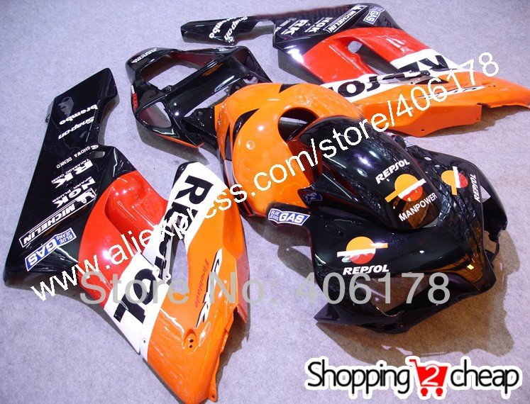 Hot Sales,Cheap 04 05 cbr 1000 rr For Honda CBR 1000RR 2004 2005 red repsol Bikes Motorcycle Fairings Kit (Injection molding) motorcycle fairings set for honda cbr1000 rr 04 05 cbr1000rr 2004 2005 cbr 1000rr 04 05 red black fairing kit 7gifts