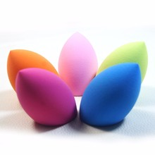 8 Colors Very Soft pro fundation Makeup Sponge Cosmetic Flawless Blending Sponges Blender Foundation Puff Powder Smooth Beauty E