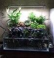 1 шт. свет Аквариума Fish Tank Ultra Bright SMD Led Свет Лампы С Регулируемой Яркостью 30/40/50/60 см Белого Водные растения Аквариум Led Освещение