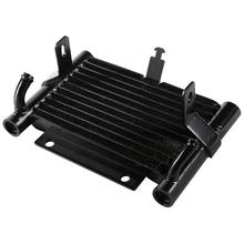 Motorcycle Oil Cooler FOR Harley 2017-2018 Touring Street Electra Glide Road King Special FLTRXS Ultra Classic FLTRX цены