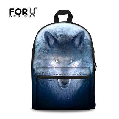 FORUDESIGNS/женские рюкзаки, крутой цветной Galaxy Star рюкзак для холстов для девочек-подростков, повседневный дорожный Школьный Рюкзак Для Ноутбука - Цвет: H056J
