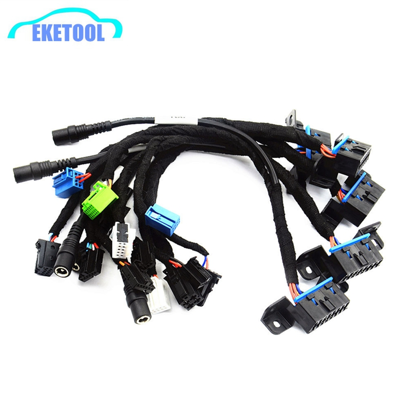 Five in One EIS ELV Test Cables For Mercedes-Benz Works With CGDI MB VVDI MB BGA TOOL in 1 (W204 W212 W221 W164 W166) EIS/ELV Five in One EIS ELV Test Cables For Mercedes-Benz Works With CGDI MB VVDI MB BGA TOOL in 1 (W204 W212 W221 W164 W166) EIS/ELV