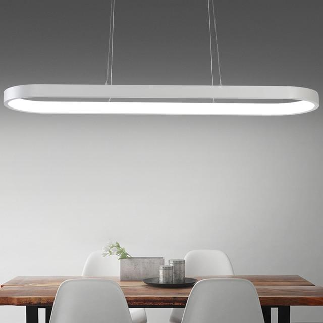 New Modern Led Lampadario A Sospensione Luce Per Sala da pranzo Bar ...