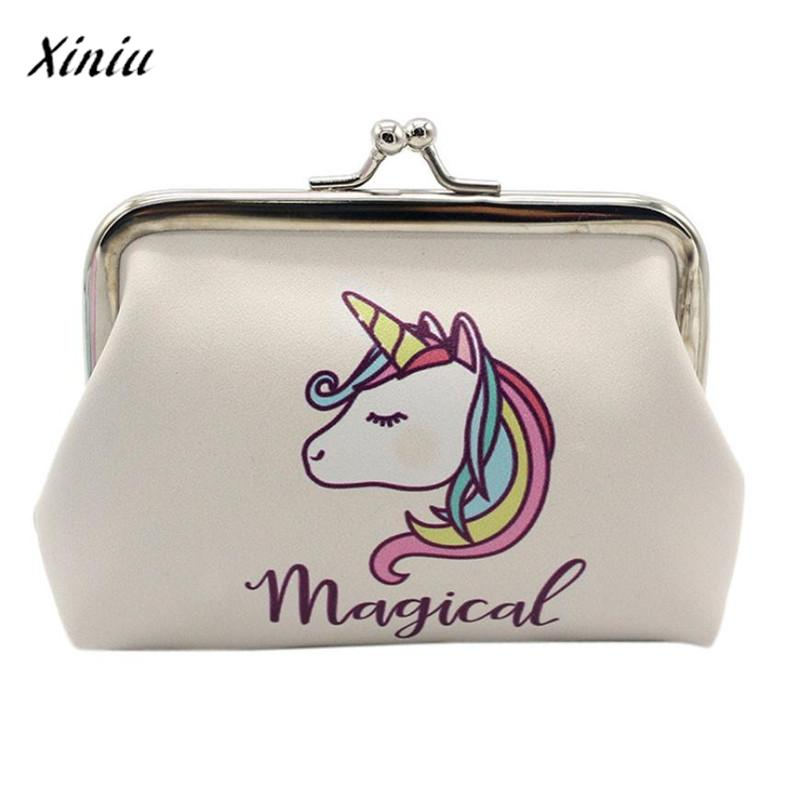 все цены на xiniu Women Girls Cartoon Snacks Coin Purse Coin purse monederos para mujer cat purse Wallet Bag Change Pouch Key Holder