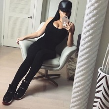Strap tight leotard suspenders women slim Milk silk jumpsuit new summer black white bodycon jumpsuits fashion sexy