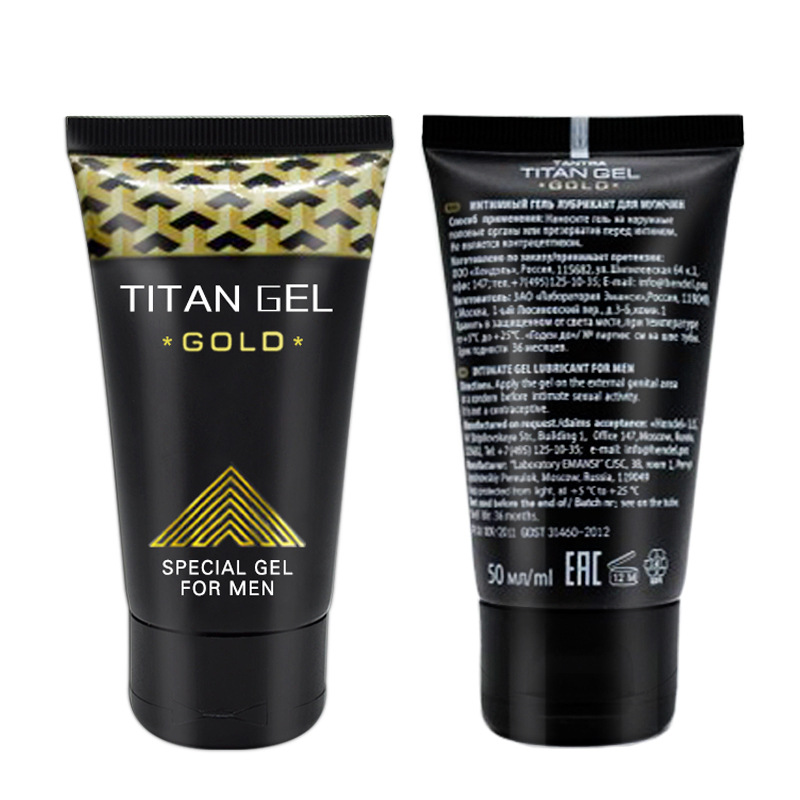 Titan Gel Gold - мужской крем в Белой Церкови
