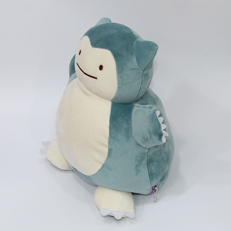 Buy Pokemon Ditto And Snorlax Pillow Plush 30cm Bed
