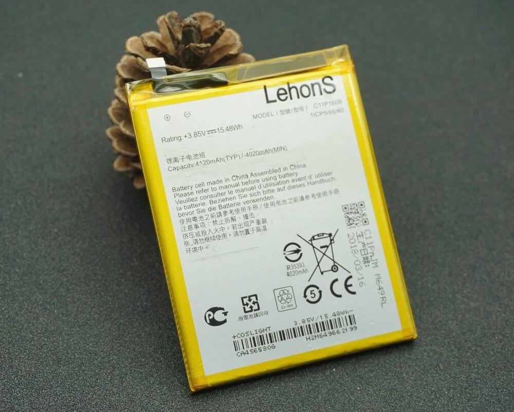 Lehons 2pcs Lot 4020mah Replacement Battery For Asus Zenfone 3 Max Log On 4 Double Power 2400 Mah 5pcs 55 Zc553kl X00dda