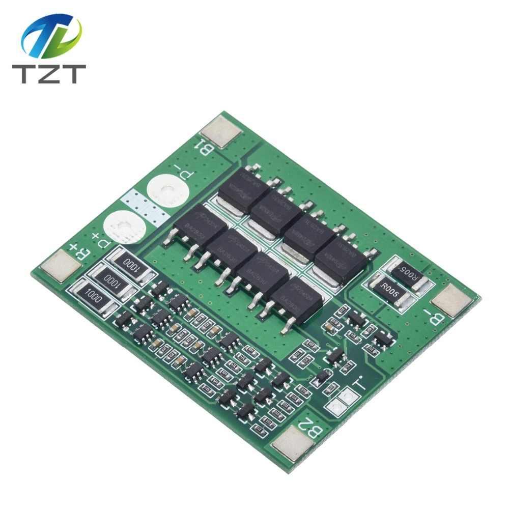 Oryginalna tablica zabezpieczająca baterię 3S 25A Li-ion 18650 BMS PCM BMS PCM z balansem do modułu li-ion bateria Lipo Pack