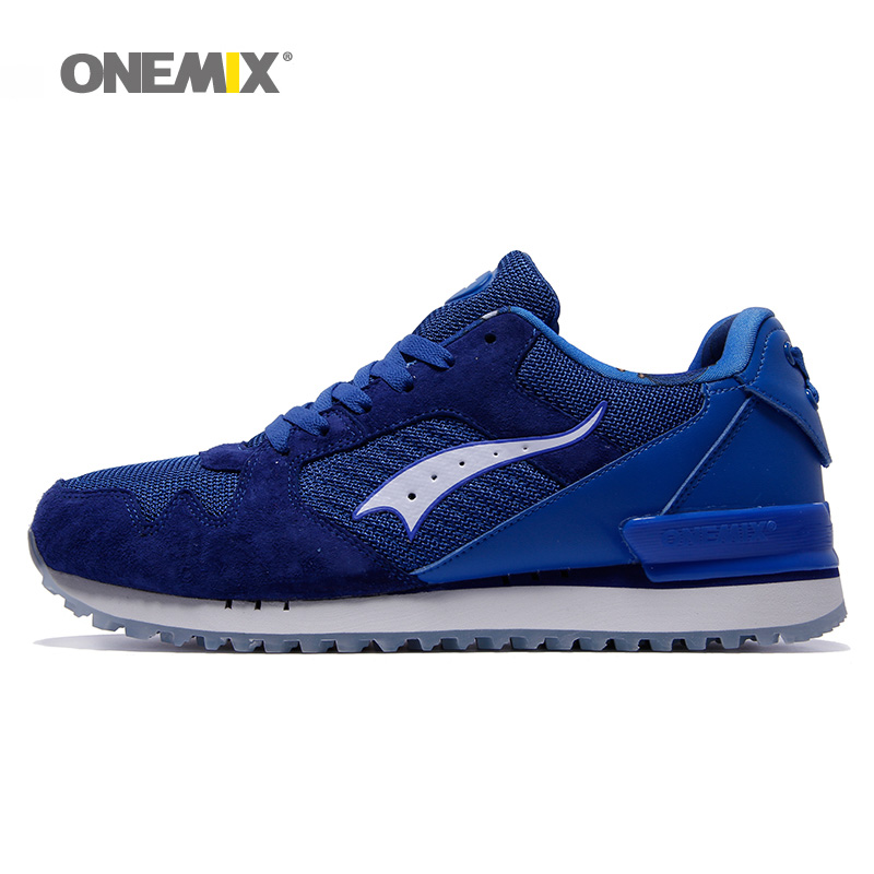 ONEMIX New Man Running Shoes For Men Run Shoe Sports Sneakers Agan Retro Classic Zapatillas Deportivas Athletic Outdoor Trainers men s running shoes for men athletic shoes men sneakers outdoor sport shoes man black shoe zapatillas deportivas hombre 39 46