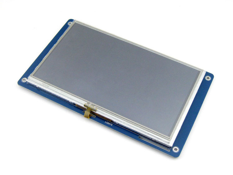 Parts 7inch Resistive Touch LCD Display Module 800*480 Multicolor Graphic LCD TFT TTL Screen LCM