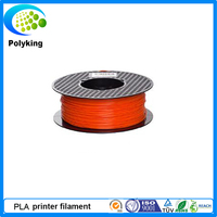 1 75mm Rose PLA 3D Printer Supplier Plastic Rubber Consumable Material 1kg Spool