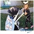 Ventas calientes 100% de Algodón Recién Nacido Fotografía Manta Manta de Ganchillo Manta de Bebé Patrón de Leche Infantil 32 de Punto de Algodón Peinado 2 Tamaños