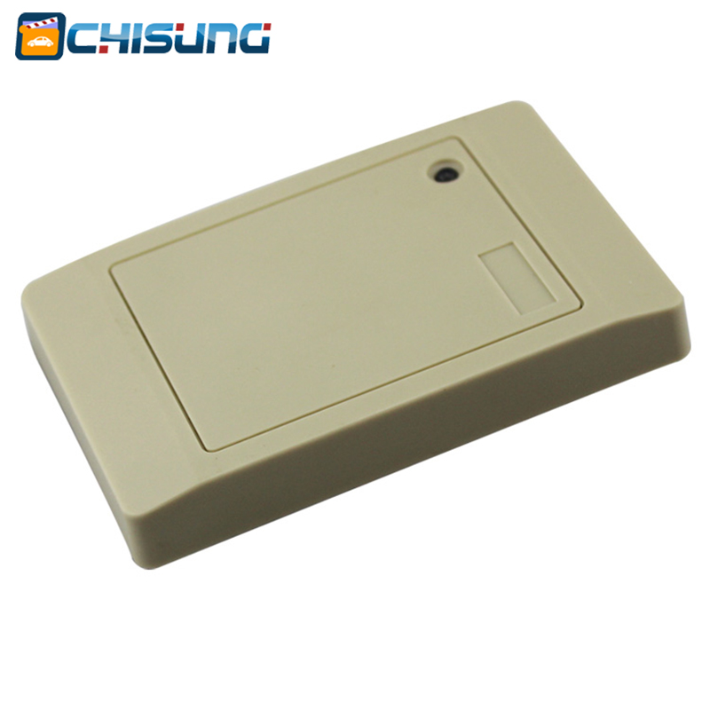 Waterproof 125KHz RFID Contactless Smart Proximity Card Reader Access Control waterproof contactless proximity tk4100 chip 125khz abs passive rfid waste bin worm tag for waste management
