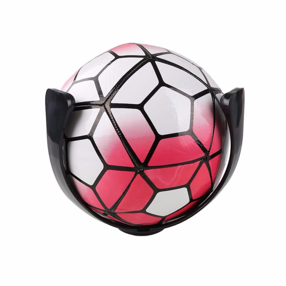 Hot Ball Claw Basketball Holder For Football Storage Rack Organizer Plastic Stand Support Football Soccer Rugby Display Decor