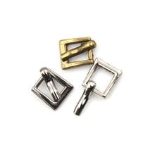 10 шт. 4 мм Мини ультра-маленькое японское слово, пряжка для ремня Diy для Bjd Blyth куклы пряжки, аксессуары для обуви