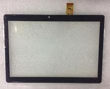 "10 Unids/lote Nueva hsctp-823-10.1-v1 Panel Táctil Pantalla Táctil Digitalizador del sensor de cristal de Reemplazo para 10.1 ""Tableta de La pulgada Envío Gratis"