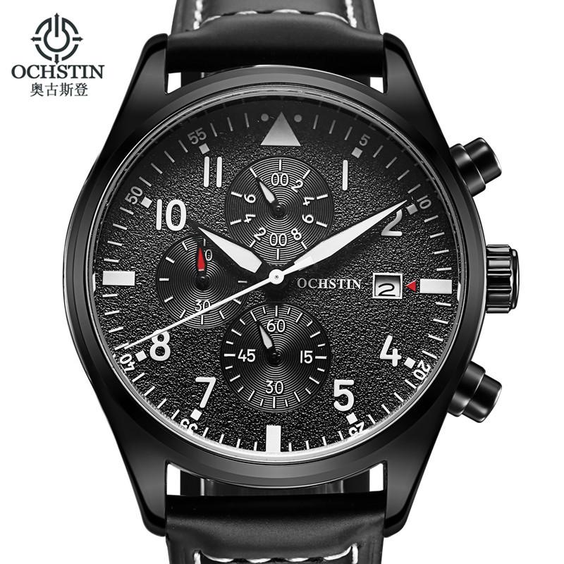 Prix pour 2016 D'origine Marque OCHSTIN chaude hommes de montres à quartz montre hommes Multifonction montre de sport mâle Horloge homme Relogio Masculino