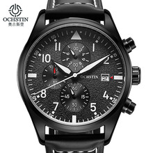 2016 Original Brand OCHSTIN hot men's wrist watches quartz watch men Multifunction sports watch male Clock man Relogio Masculino