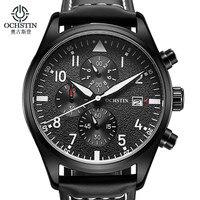 2017 Original Marca OCHSTIN dos homens relógios de pulso de quartzo homens relógio desportivo Multifunções relógio homem relógio masculino Relogio masculino