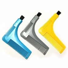 Beard Bro Saka Beard Shaping Device Intercourse Man Gentleman Beard Trim Template Hair Lower Hair Molding Trim Template Beard Modelling Device