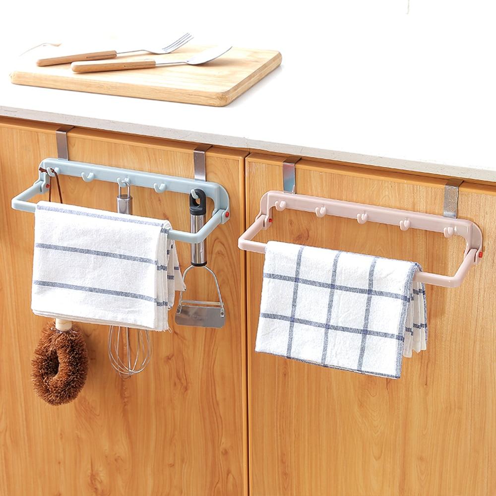 Multi Functional Folding Kitchen Bathroom Cabinet Door ...
