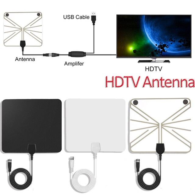 Aliexpress.com : Buy Indoor TV Antenna 50 Mile Range Amplified ...