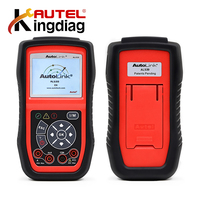 100% Original Autel AutoLink AL539 Diagnostic OBDII EOBD & CAN Scan and Electrical Test Tool al 539 scan tool free shipping