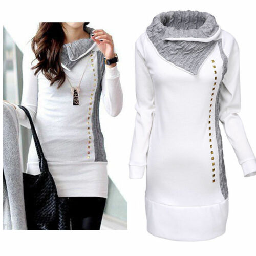 2019 New Hot Sale Latest Summer Fashion Women Long Sleeve Hoodie Sweatshirt Jumper Sweater Pullover Top Winter