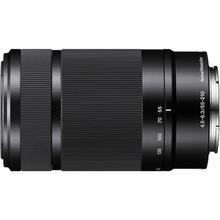 Sony lentes 55-210 e 55-210mm f/4.5-6.3 oss, lente de montagem e (sel55210) para sony a5000 a5100 a6000 a6300 a6500 nex6 nex7 nex5r nex5t