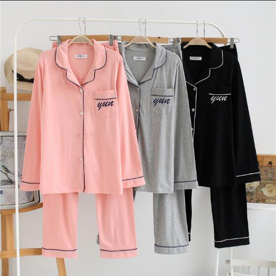 New Arrival!Man&Woman Dressing gown Spring Long sleeve House coat Home clothes for women ...