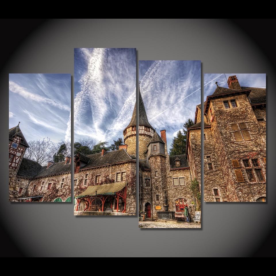 online buy wholesale castle artwork from china castle artwork