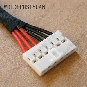 Image 4 - DC Power Jack Với Cable đối với MSI GE60 GE70 MS175X FX620DX FX620DX 256US MS1756 MS 1756