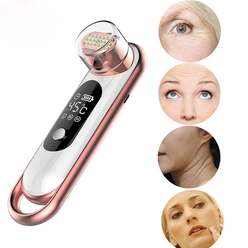 RF Wrinkle Removal Beauty Machine Dot Matrix Facial Thermage Radio Frequency Face Lifting Skin Tightening Whitening Skin Sare