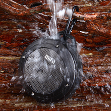 Waterproof Bluetooth Mini Speaker with Built-in Microphone