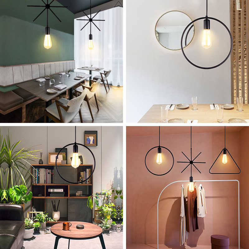 Светодиодная Подвесная лампа, цилиндрическая лампа, кухонный остров, столовая, магазин, украшение барной стойки цилиндрическая труба, подвесной светильник, Кухонные светильники