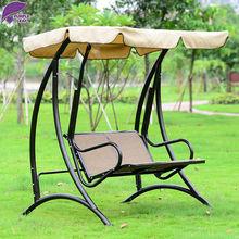 PurpleLeaf outdoor Canopy Swing  Hammock Patio Furniture Backyard Porch