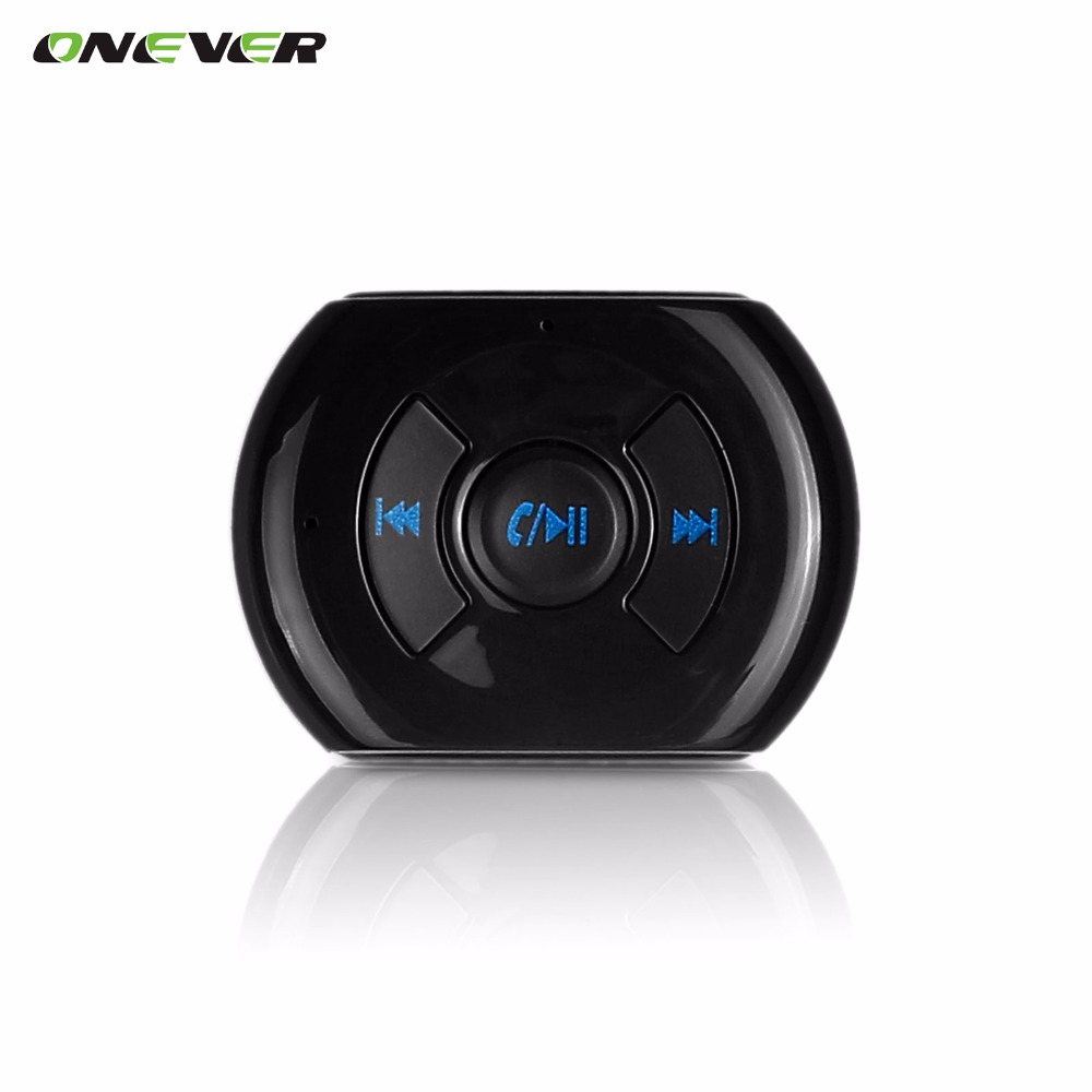A2DP 3.5mm Jack Bluetooth Car Kit Car Wireless Bluetooth 4.0 AUX Audio Music Receiver
