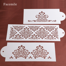 cake biscuit stencil bakery tool fondant mold crown king princess queen Bakeware Baking Fondant Cake Stencil Template Mold 52059