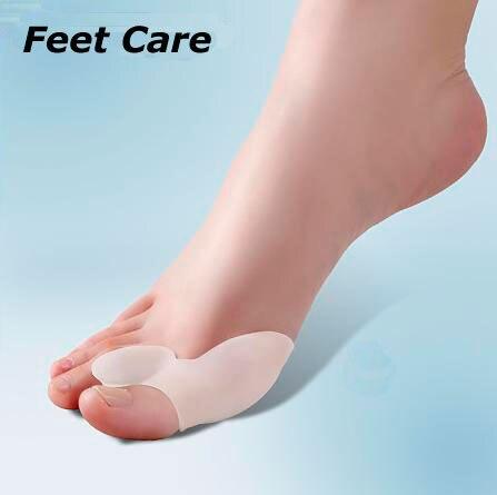 One piece Foot care Feet Care Pedicure Soft Gel Valgus Pro Hallux Valgus Sosu Health Monitors For Foot Callus Z842
