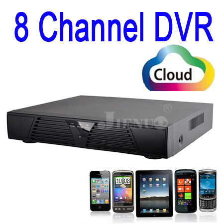2014 special offer new arrival us free shipping cctv dvr 8 channel  recorder security camera system network video hd