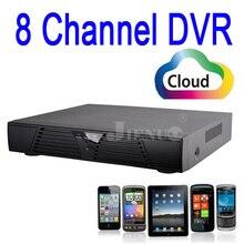 2014 oferta especial nueva llegada ee.uu. envío libre cctv dvr de 8 canales sistema de cámaras de seguridad de red grabadora de vídeo hd