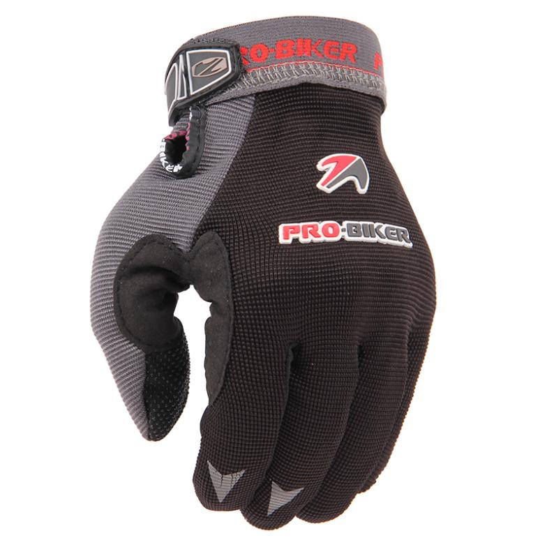 PRO-BIKER Motorcycle Riding Gloves Bike Bicycle Cycling Gloves Breathable Motocross Off-Road Racing Long Finger Guantes Luvas