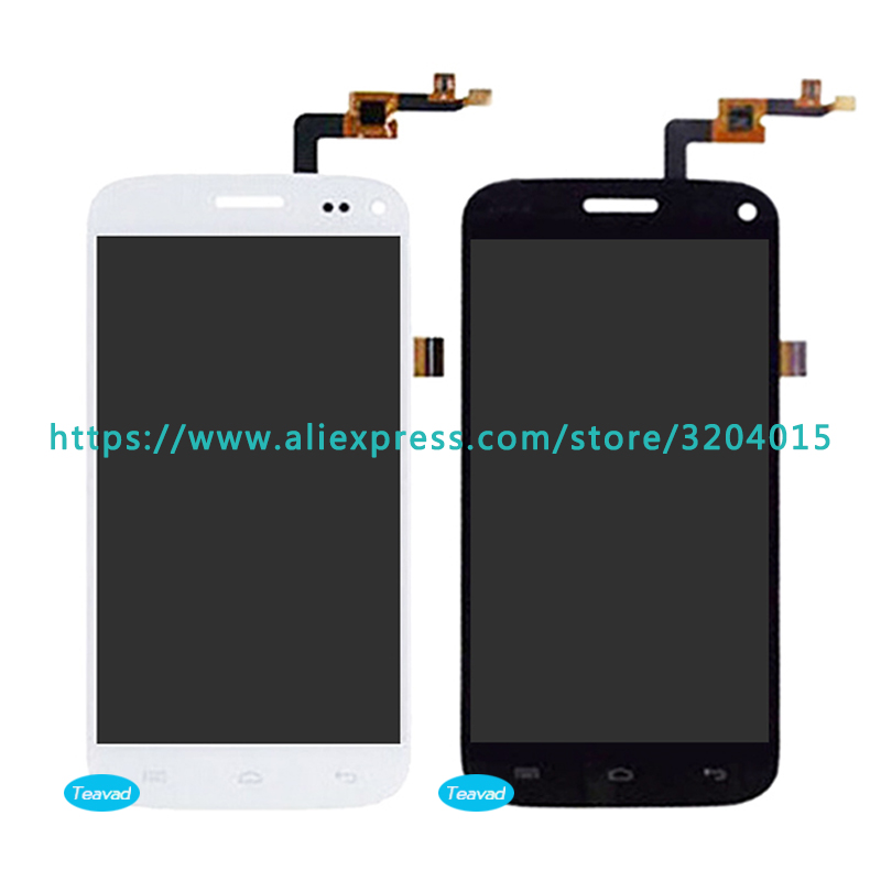 High Quality 5.0 For WIKO darkmoon LCD Display Screen With Touch Screen Digitizer Assembly Repair Parts