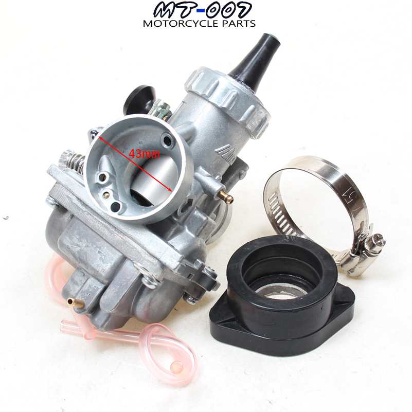 Mikuni Carburetor VM24 28mm For 150cc 160cc 200cc 250cc Engine CRF KLX TTR Pit Dirt Bike Motorcycle mikuni carburetor vm24 28mm round slide carburetor for 150cc 200cc 250cc atv quad buggy go kar carb free shipping