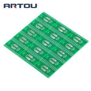 10 шт. TSSOP28/SSOP28 для DIP28 адаптер пластина для AD9850 AD9851 PL2303HX