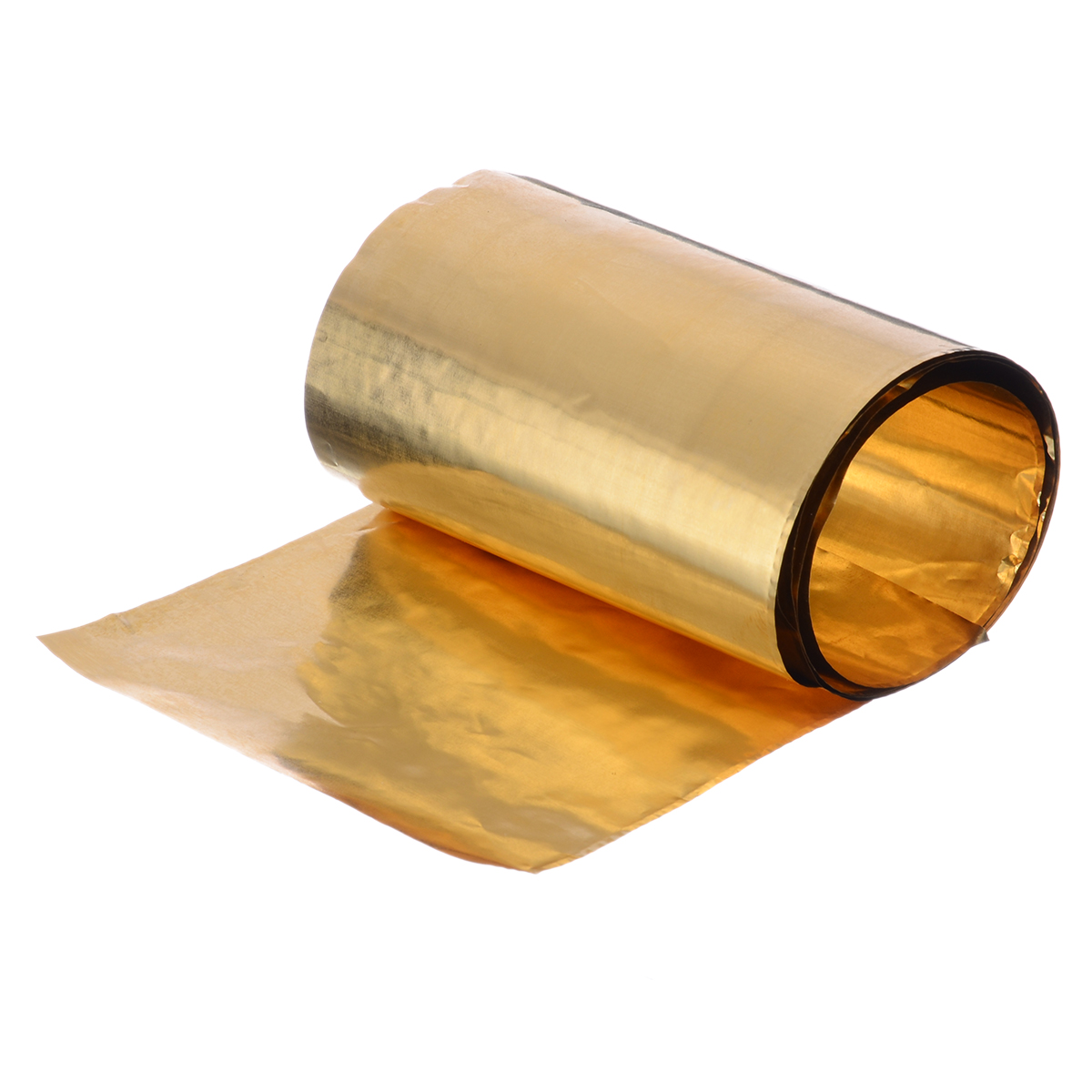 1pc Brass Metal Thin Sheet Foil Belt Metalworking Supplies 0.02x100x1000mm With Corrosion Resistance