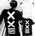 Japón Harajuku Marca Niños estilo chaleco Capucha Por HBA camiseta de verano aire PYREX 23 de la calle de hip hop t shirt boy ropa de deporte DC628