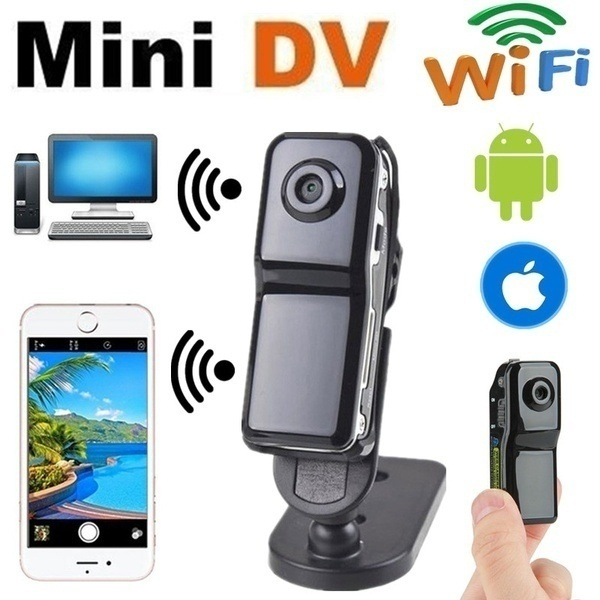 Smart HD Mini MD80/MD81 Wireless Dv Dvr Video Recorder Camcorders  DVSmart HD Mini MD80/MD81 Wireless Dv Dvr Video Recorder Camcorders  DV